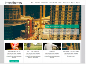 best wordpress theme Hathor